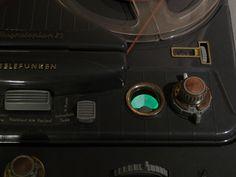Telefunken Tonbandgerät M 85 Magnetophon M85   eBay