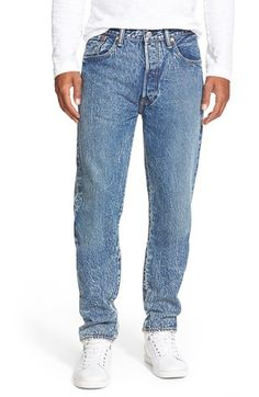 Levi's® '501® CT' Custom Tapered Fit Jeans (Ralph)