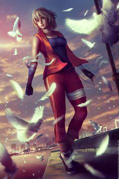 Hayley Summerland - Original Character Commission by EDDY SHINJUKU