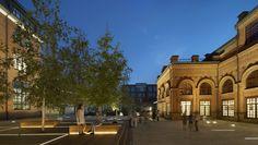Gallery of Stanislavsky Factory / John McAslan + Partners - 12