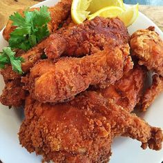 Perfect Fried Chicken Recipe on Yummly