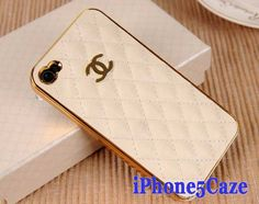 The best Chanel iPhone 4 Case and Chanel iPhone 4S Case. Check if you like it.