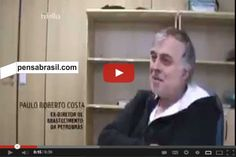 (BOMBA) Vídeo da PF mostra Paulo Roberto Costa entregando os cabeças do PT | Pensa Brasil