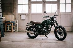 BRIXTON BX 125 #brixton #brixtonmotorcycles #motorcycle #motorrad #moto
