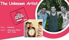 "The #UnknownArtist (band) on its way to becoming Well - Known !!  Localturnon presents ""UNKNOWNARTIST"" from Haldwani as its LTO Band of The Week. An upcoming band with passion, love for music, energy & positive outlook makes an interesting read on our #LTO #BLOG.  Book them for your events at www.localturnon.com/bookings and they will give it their all to make your event a memorable one!  #turn #on #music 