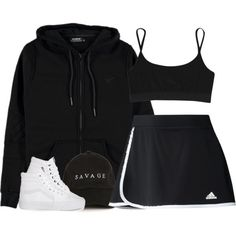 ❤ featuring Voi Jeans, adidas, Vans and T By Alexander Wang Cute Lazy Outfits, Cute Swag Outfits, Sporty Outfits, Retro Outfits, Stylish Outfits, Mode Pastel, Mein Style, Kpop Fashion Outfits, Teenager Outfits