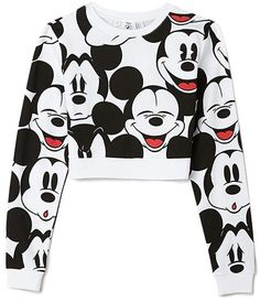 forever 21 mickey sweater - Google Search