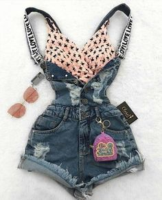 Cute Casual Outfits, Swag Outfits, Mode Outfits, Cute Summer Outfits, New Outfits, Girl Outfits, Teen Fashion Outfits, Cute Fashion, Outfits For Teens