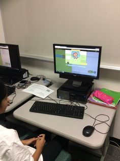 """""""Learners are completing the challenge in Code Monkey.@cmsnorth, #cisdlearns, #hourofcode!"""" 