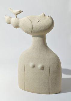 Fine Art and You: Chiu-i Wu | Taiwan Sculpture Artist | Ceramic