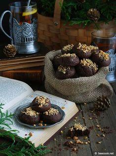 Шоколадно-арахисовое+печенье