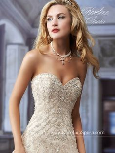 Bridal Gowns - Karelina Sposa - Style: C7952 by Mary's Bridal Gowns