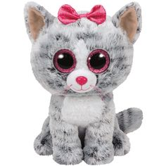 NEW MWMT 6 Inch Ty Beanie Boo ~ SQUEAKER the Mouse