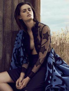 ELLE AUSTRALIA AUGUST 2014  .  MODEL: JENNA KLEIN  .  PHOTOGRAPHER: HOLLY BLAKE  .  STYLIST: SARA SMITH