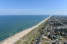 Get a break down of what each town and village in the Outer Banks is best known for as well as find information about restaurants and other things to do.