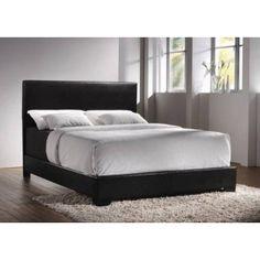 Gloucester Bed Black