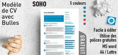 free creative resume templates for word Free Effective Resume Templates for MS Word