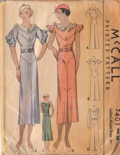 Blog on not getting bamboozled with #vintage #1930s through #1950s.