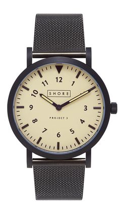 Barra Black watch / by Shore Projects