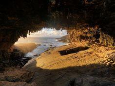 Kangaroo Island Caves: Kangaroo Island, South Australia, Australia