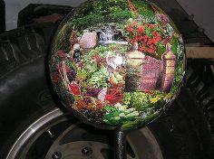 garden ornament, diy home crafts