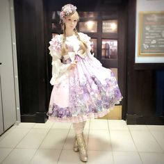 Today I met with Russian lolita friends! It was great fun, I'm really happy everyone could make some free time to meet me. Here is my outfit~ more photos coming~ ♪(´ε` ) #lolitafashion #sweetlolita #ootd #japanesefashion #aliceandthepirates #triplefortune #babythestarsshinebright #btssb #aatp