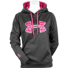 Under Armour Storm Armour Fleece Printed Big Logo Hoody