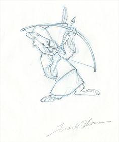 Past Creative: Robin Hood (1973)