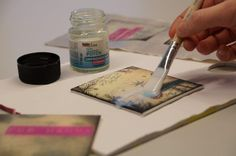 It's chrismas time! create your presents with #fototransferpotch #phototransfer #diy