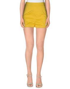 Prezzi e Sconti: #Moschino couture shorts donna Giallo  ad Euro 52.00 in #Moschino couture #Donna pantaloni shorts