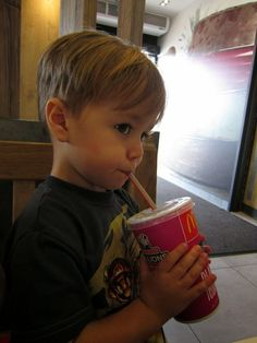 First Haircuts and Cute Hairstyles for Toddler Boys                                                                                                                                                                                 More