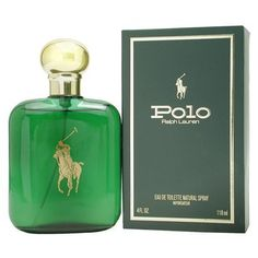 Men's Polo by Ralph Lauren Eau de Toilette - 4 oz