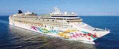 Norwegian Pearl cruise ship reviews, pictures, deck plans, itinerary.