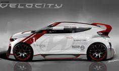 Hyundai Velocity concept