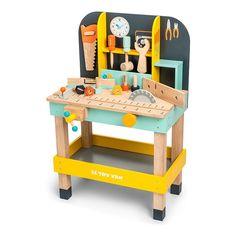 Caisse à outils en bois Les Petits Raffineurs en 2020