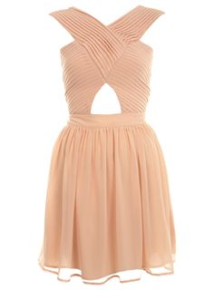 I want this dress soooo badly. But 50 pound from Miss Selfridge is tooo much :(