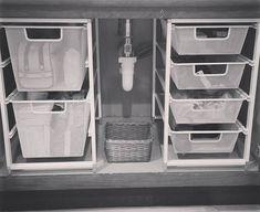Useful Ideas How to do Bathroom Cabinet Organization - Almost every bathroom has. - Useful Ideas How to do Bathroom Cabinet Organization – Almost every bathroom has… - Under Kitchen Sink Organization, Under Cabinet Storage, Under Kitchen Sinks, Bathroom Cabinet Organization, Sink Organizer, Bathroom Organisation, Pantry Organization, Storage Cabinets, Bathroom Cabinets