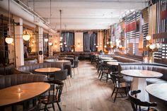 Byblos Toronto | King + Simcoe: 11 Duncan St. | Charles Khabouth's Eastern Mediterranean restaurant. Dinner only. | BlogTO.
