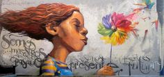 El niño de las pinturas. Arte urbano « RegaloyArte