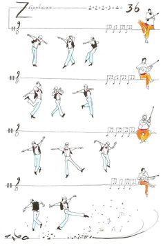 B Cb E Ce B F Ec Dcc C Cf on Zumba Dance Steps Diagram