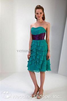 Bridesmaid Dresses Venus BM1593 Bridesmaid Dress Image 1