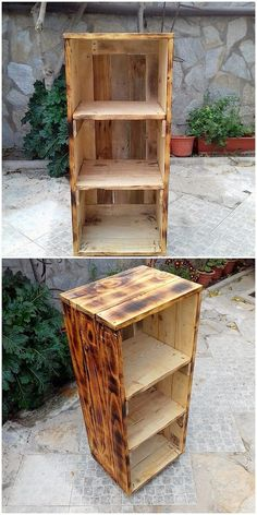 Fantastic Ideas of How To Recycle Old Wood Pallets: Searching for some fantastic ideas to recycle the house with old wooden pallets? If yes, so, then without wasting any single second. Pallet Furniture Designs, Wooden Pallet Furniture, Diy Furniture Couch, Diy Furniture Plans, Furniture Projects, Wood Pallets, Pallet Wood, Rustic Furniture, Pallet Crafts
