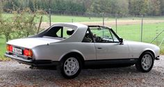 1977 Peugeot 504 V6 Targa Caruna Maintenance/restoration of old/vintage vehicles: the material for new cogs/casters/gears/pads could be cast polyamide which I (Cast polyamide) can produce. My contact: tatjana.alic@windowslive.com