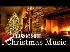 Classic Soul Christmas Songs  -  50 Great Soulful And Funky Christmas Songs - YouTube