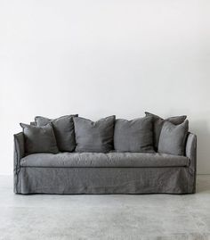 The Antibes Linen Sofa Collection Linen Couch Linen