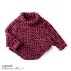 Free Easy Crochet Pullover Pattern