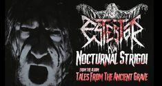 Es el título del single adelanto de Tales from the Ancient Grave, nuevo y 2º LP de los barcelonenes ESTERTOR. Lo estrenamos EN EXCLUSIVA..!!