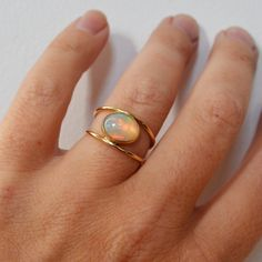 Diamond Cluster Engagement Ring, Antique Engagement Rings, Opal Rings, Gold Rings, Gemstone Rings, Opal Gold Ring, Vintage Rings, Vintage Diamond, Vintage Silver