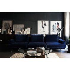 C L O U D Y ☁️ Z A K R O C K I @cloudy_z Black wall + blue...Instagram photo | Websta (Webstagram)