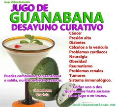 Jugo de Guanabana